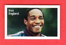 England Paul Ince Liverpool